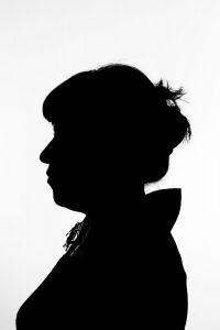Silueta #108, 2011. Fotografía, impresión giclée. 55 x 36 cm.