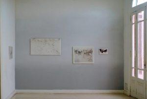 Una mujer bajo influencia, 2007. Vista general galería Foster Catena.