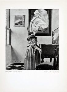 Collage #72. 2014. (Frente). Collage, papel, hilo. 37 x 30 cm.