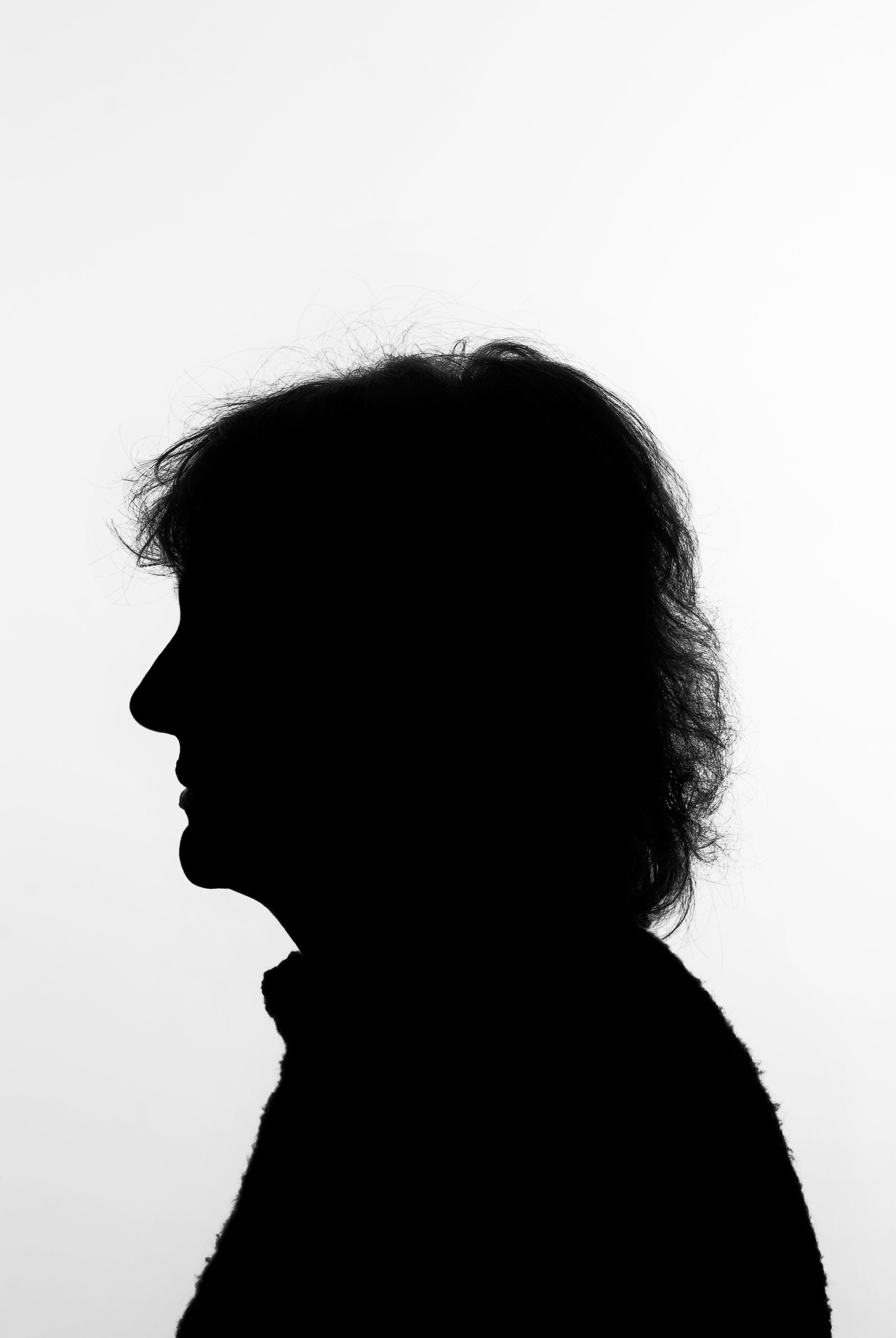 Silueta#1, 2010. Fotografía, impresión giclée. 55 x 36 cm.