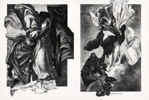 Collage #85. 2014. (Frente lámina 1 y 2)