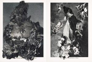 Collage #85. 2014. (Frente lámina 3 y 4)