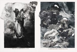 Collage #85. 2014. (Frente lámina 7 y 8)
