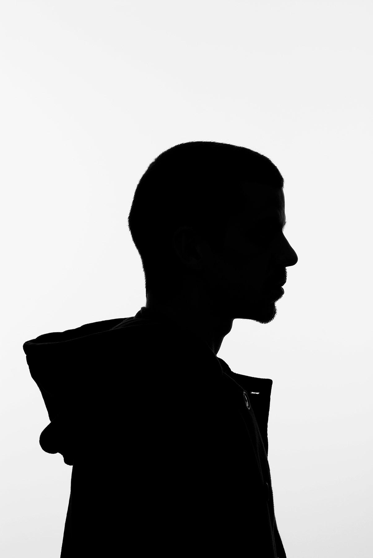 Silueta#13, 2010. Fotografía, impresión giclée. 55 x 36 cm.
