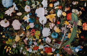 Collage #41, 2011. (Frente). Collage, papel, hilo. 38 x 56 cm.