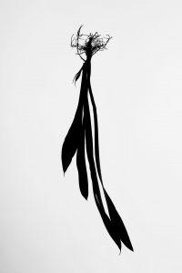 Silueta #008. 2014. Fotografía, impresión giclée. 56 x 40 cm.
