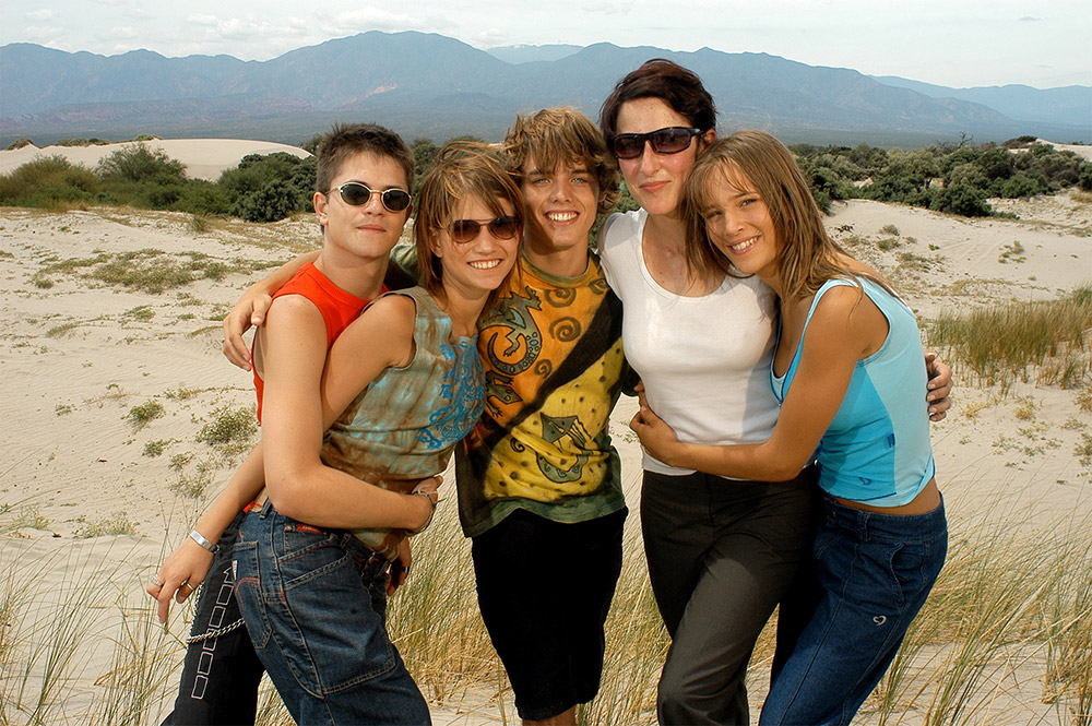 Rebelde Way, telenovela juvenil.